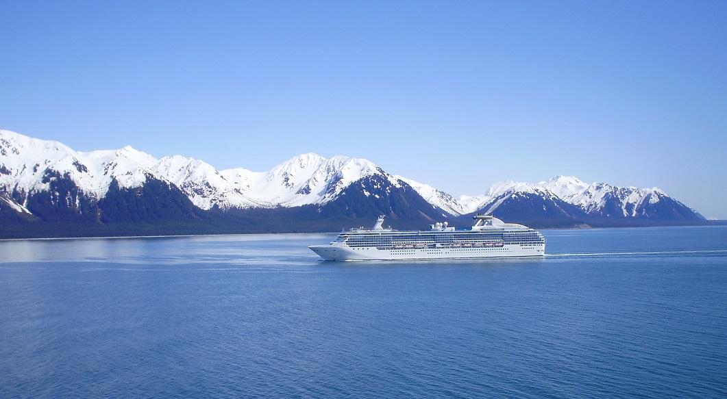 Mi primer crucero por Alaska