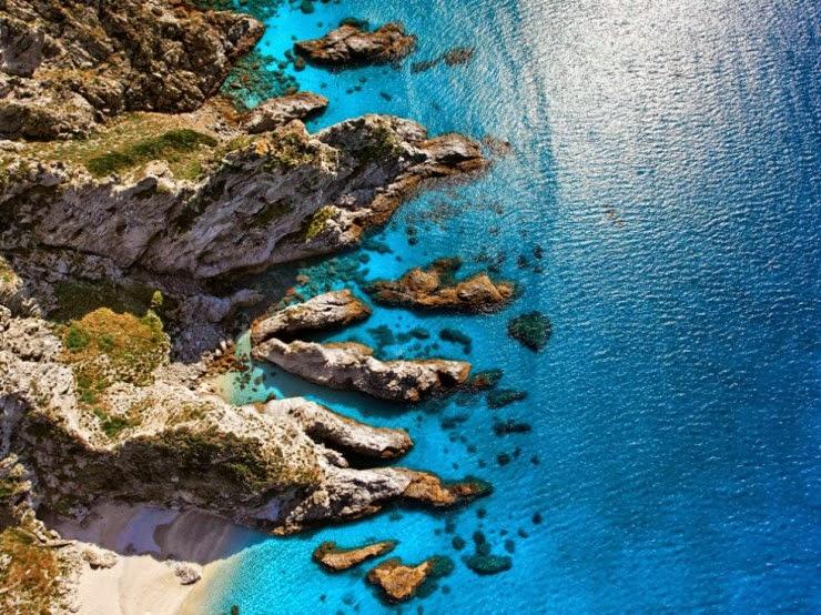 4. Capo Vaticano - Top 10 Italian Coastal Sites
