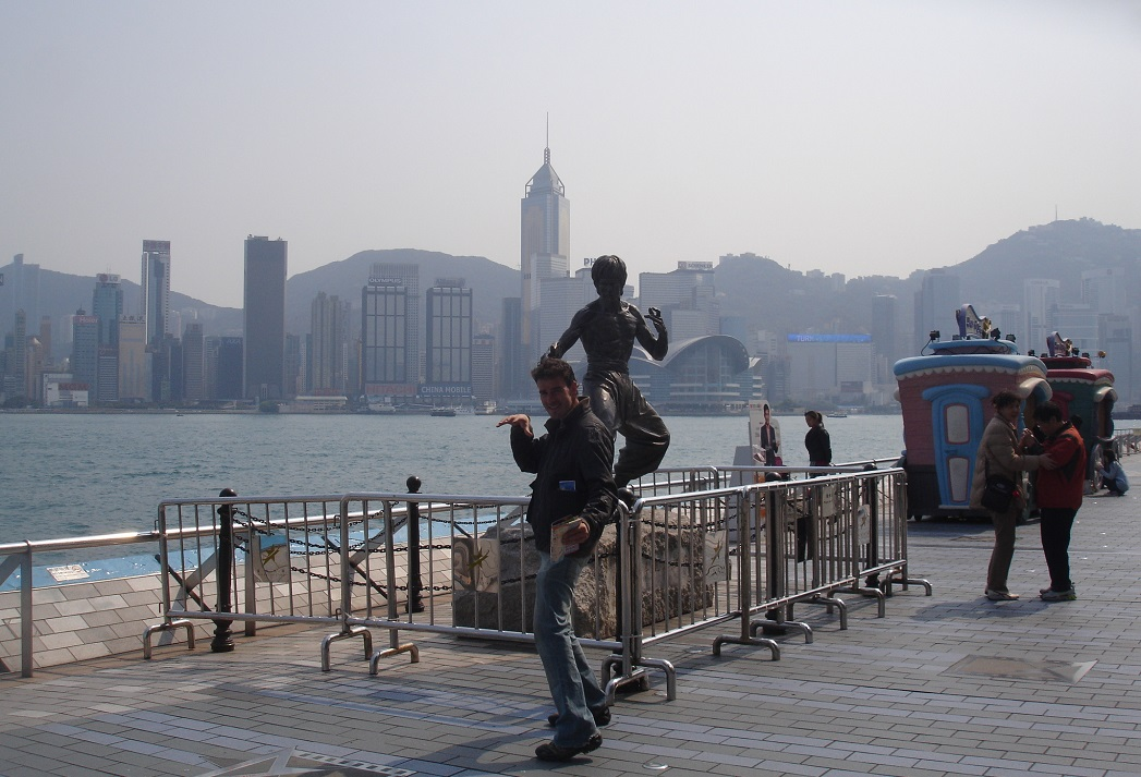 Paseo de las estrellas de Hong Kong
