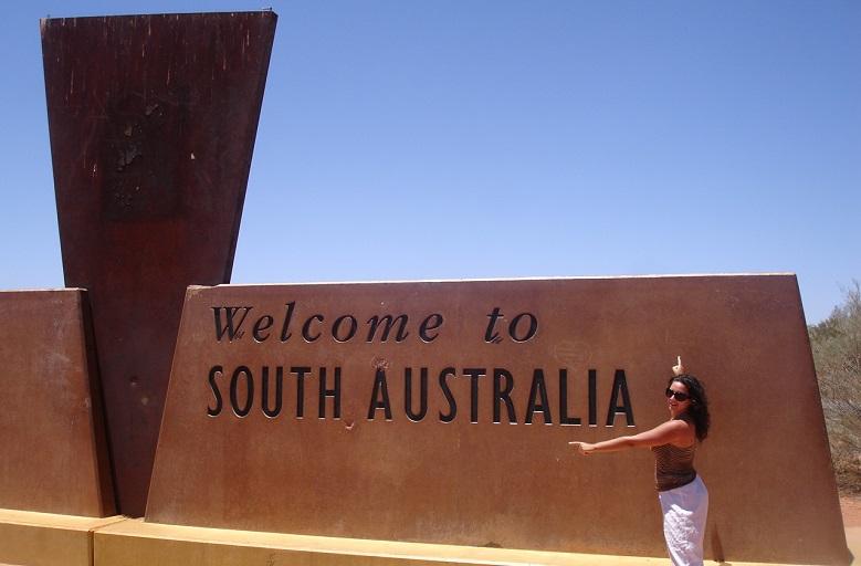 Entrada en Australia del Sur