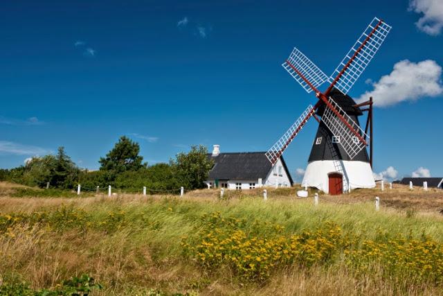 3.Denmark