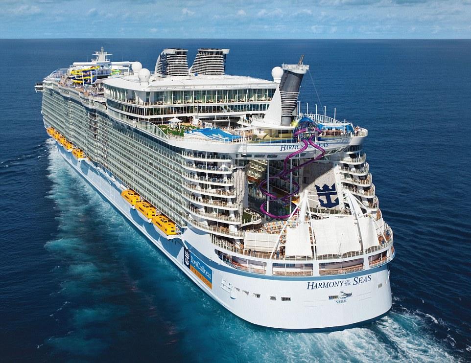 Cruceros más grandes del mundo