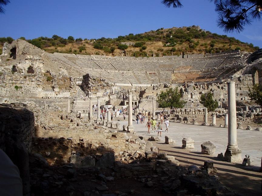 Paseando por Efeso