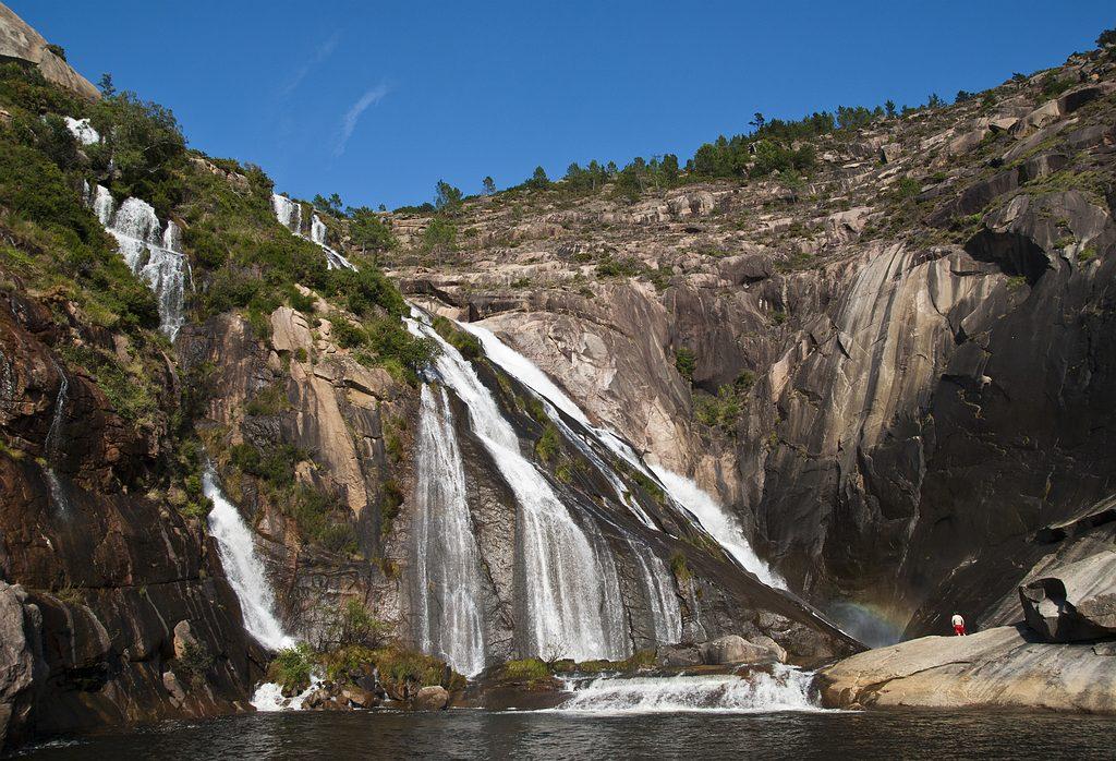 Cascada de Ezaro