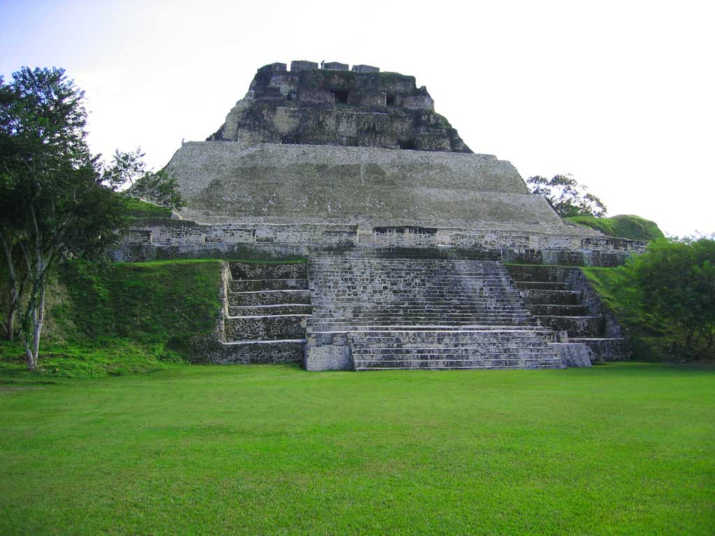 Ruinas Maya en Belice