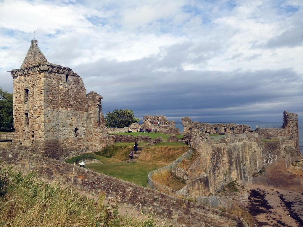 castillo de St. Andrews