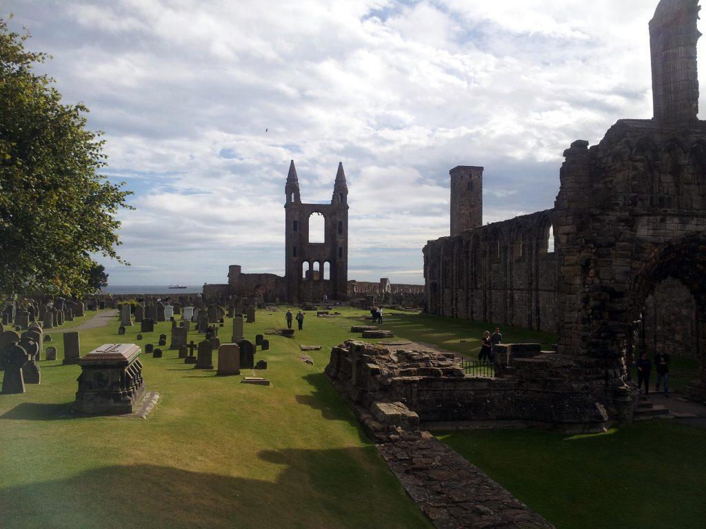 Catedral de St. Andrews