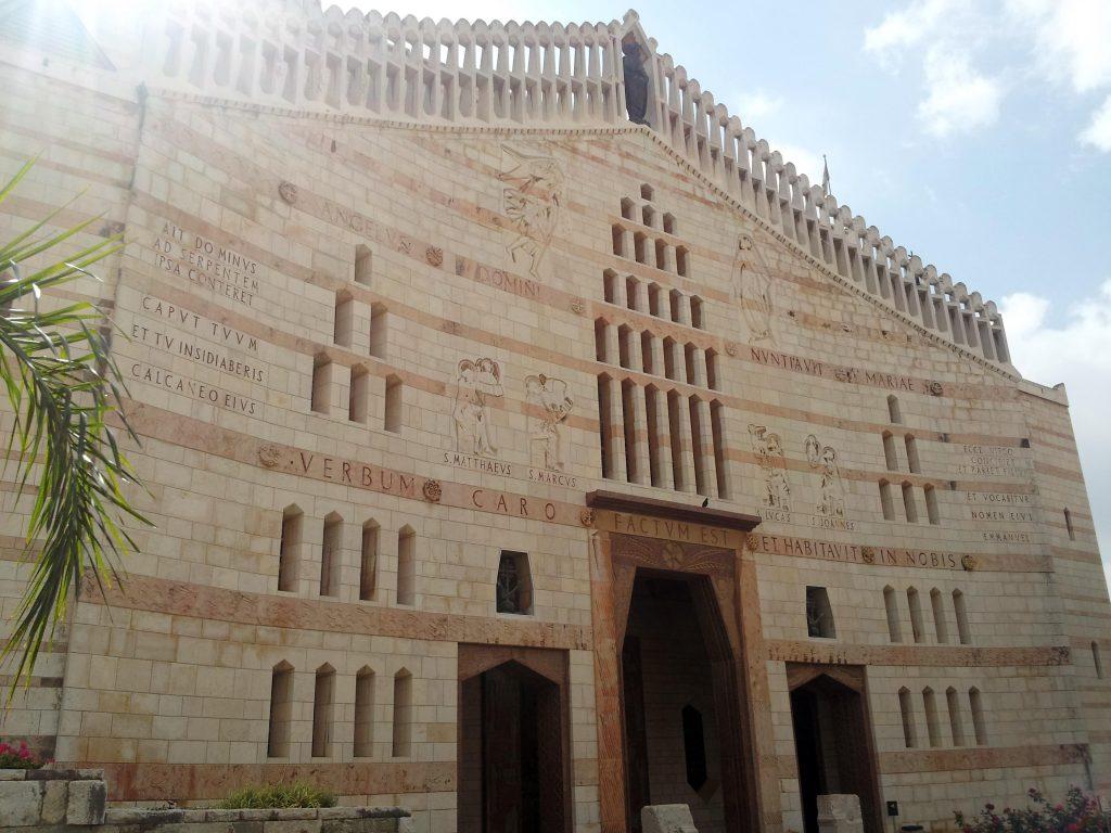 Basílica de la Anunciación en Nazaret