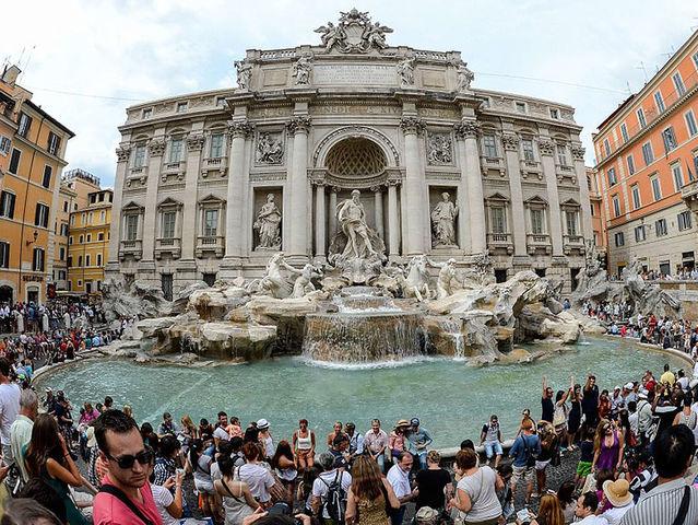 Atraccciones turísticas en Roma