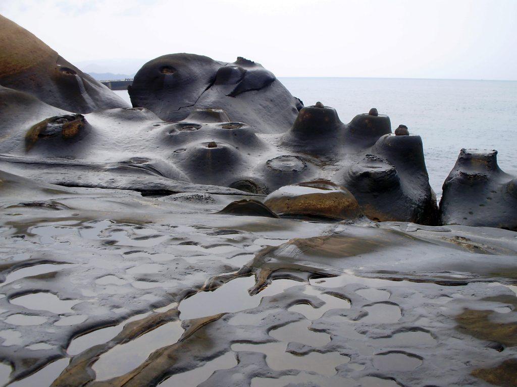 Yehliu Geological Park, Taiwán