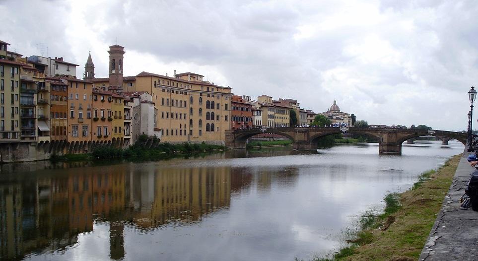 Livorno como puerto de entrada a Florencia