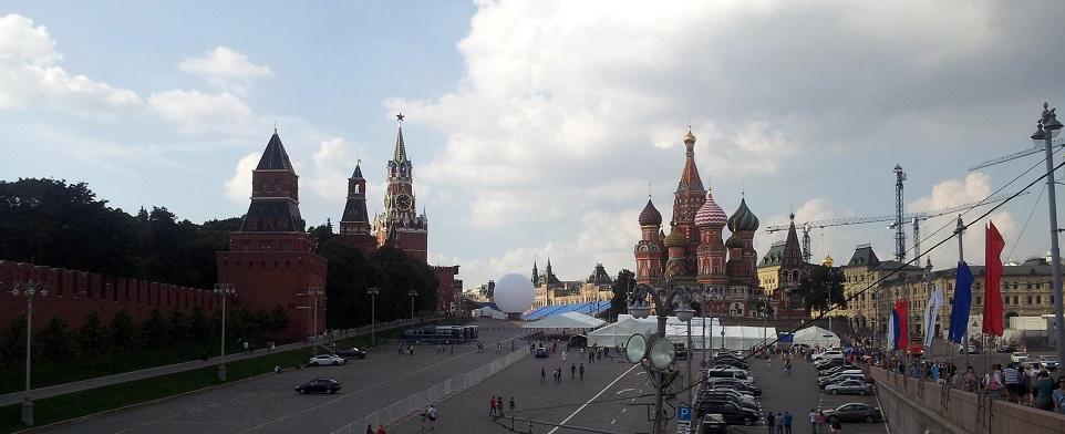 Rusia Moscu o San Petersburgo