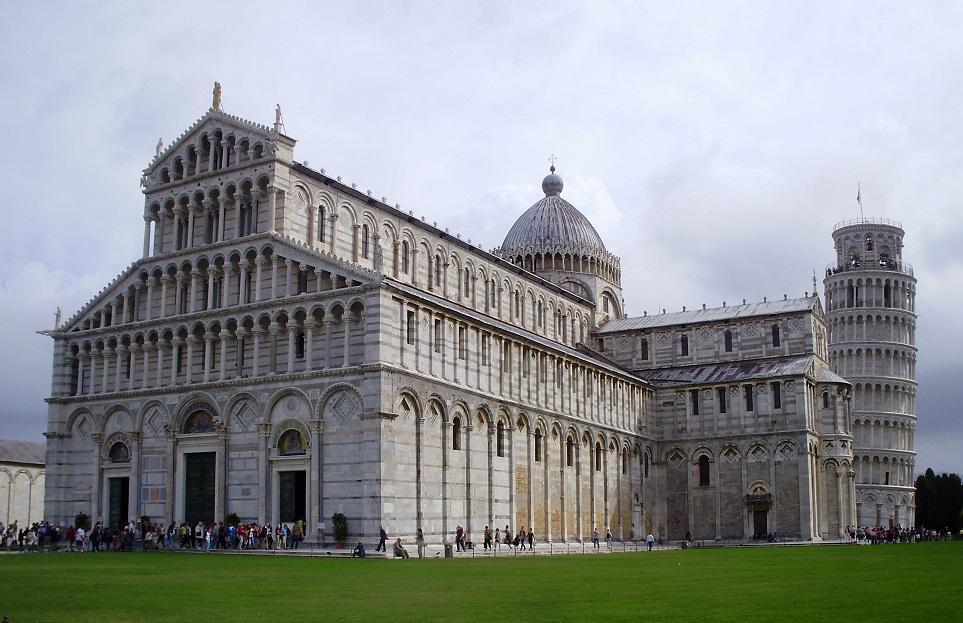Pisa desde Livorno como puerto de cruceros