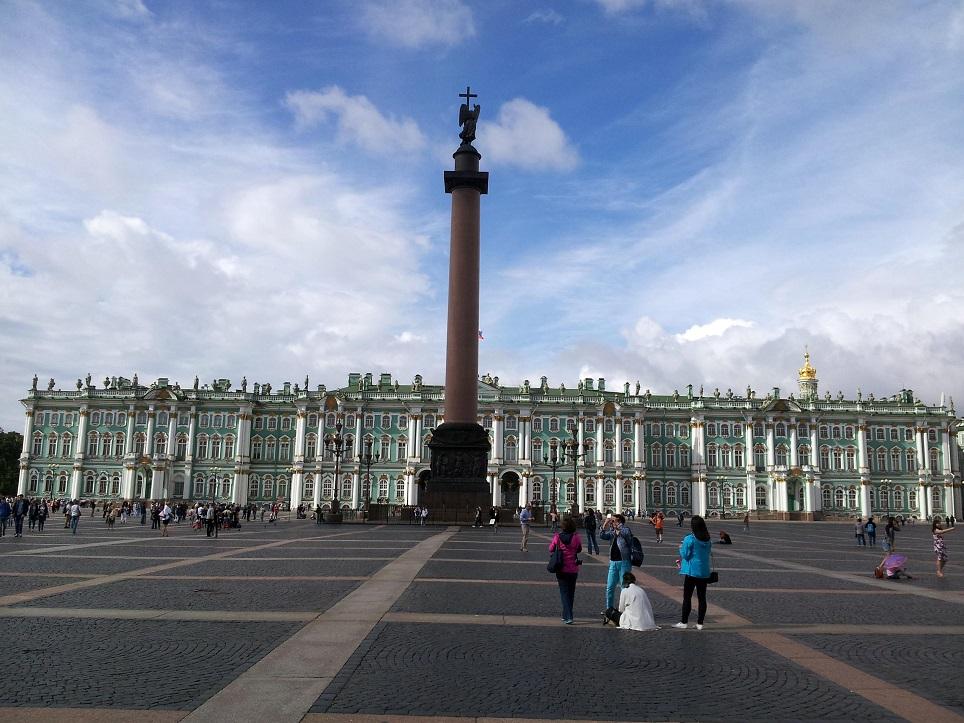 Palacio del Hermitage, Rusia