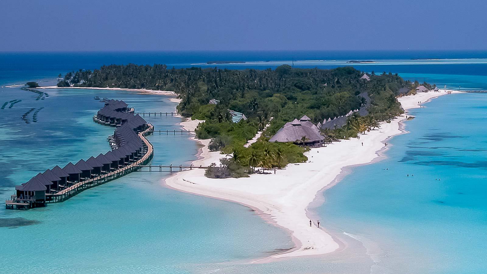 Buceo en maldivas no s lo atolones y palmeras for Hotel en maldivas con restaurante bajo el agua
