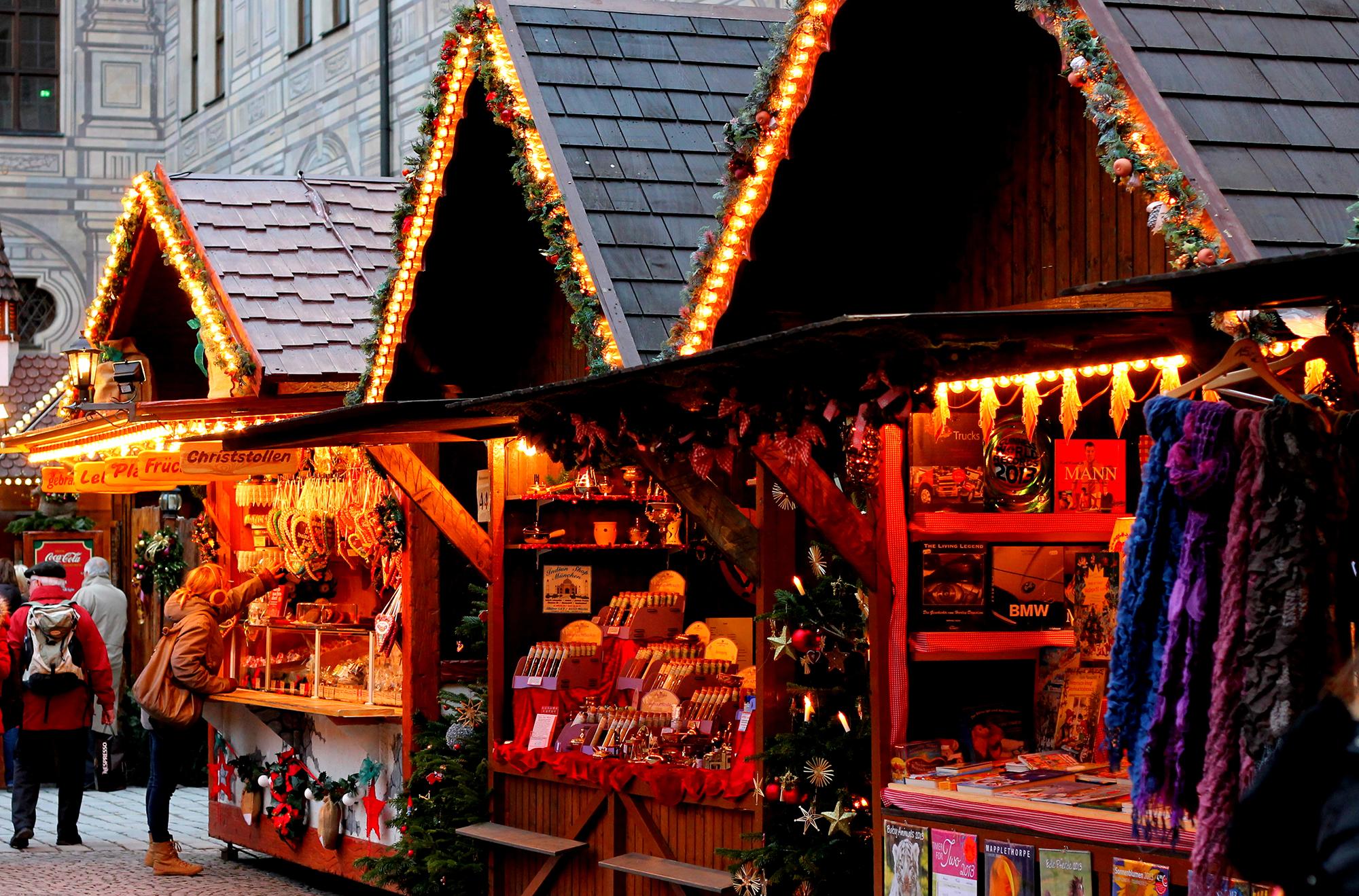 Los mejores mercadillos de navidad de alemania - Mercadillos de navidad ...