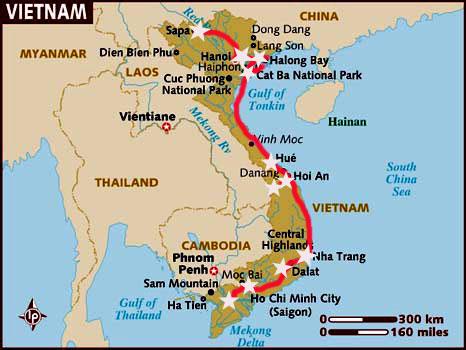 Ruta por Vietnam, sus imprescindibles y algún extra