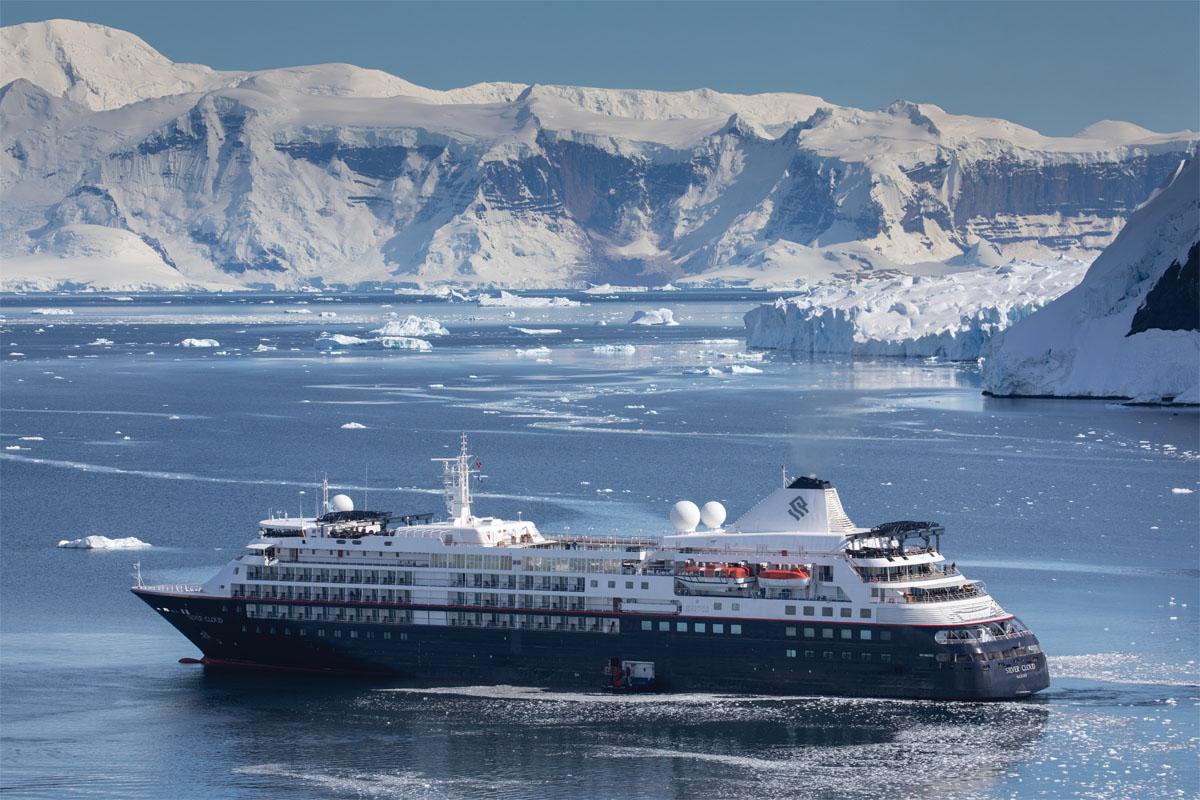 El dilema del turismo antártico