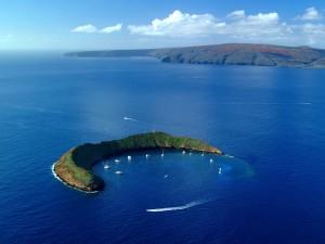 2.molokini crater