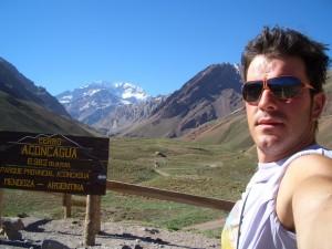 Base del Aconcagua