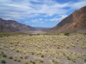 Valle de Uspallata