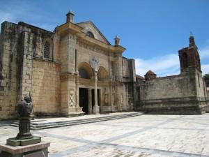 Catedral Santo Domingo primera America